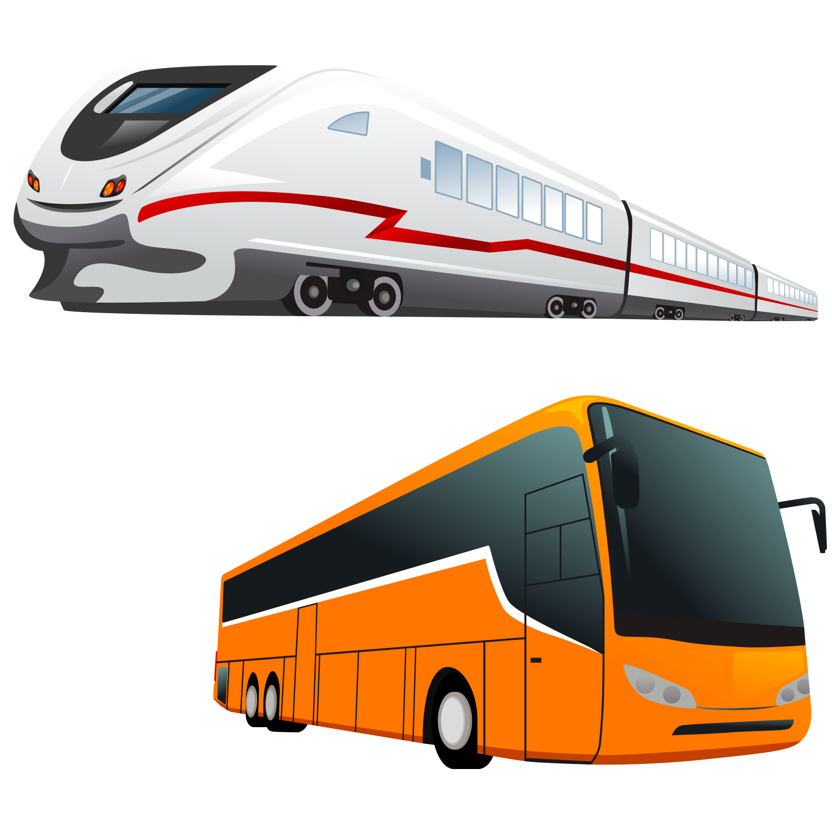 Transportes en Tren de Cercanías y Bus a San José de La Rinconada